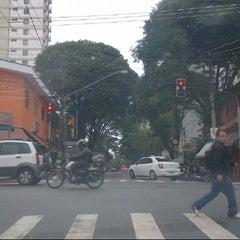 Photo taken at Rua Borges Lagoa by Fernando X. on 7/25/2013
