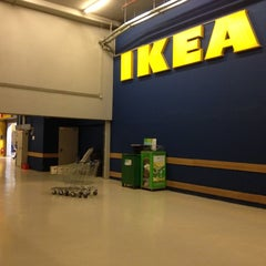 Photo taken at IKEA by Spiridoula M. on 11/10/2012
