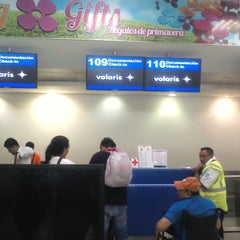 Photo taken at Volaris by Payoo P. on 3/28/2014