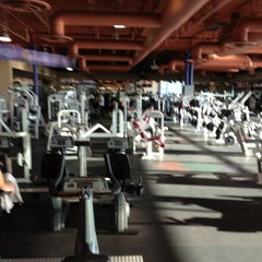Photo taken at 24 Hour Fitness by Brad R. on 11/23/2012