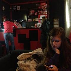 Photo taken at Арт-кафе «Стендаль» by Алиса Б. on 1/28/2013