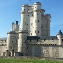 Photo taken at Château de Vincennes by Signe B. on 11/4/2012
