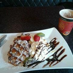 Photo taken at Bambo Cafe by Marina C. on 2/17/2013