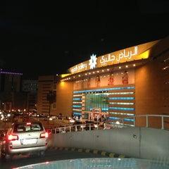 Photo taken at Riyadh Gallery | الرياض جاليري by Adel on 1/12/2013