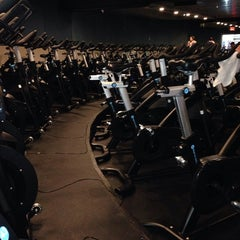 Photo taken at Flywheel Sports by Jennifer F. on 6/22/2014