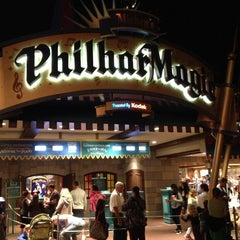 Photo taken at Mickey's PhilharMagic by Weslaine F. on 1/6/2013