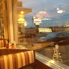 Photo taken at Lancers Diner by Mark on 12/20/2012