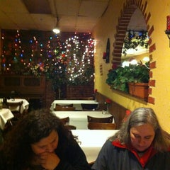 Photo taken at Bruno's Mexican-Italian Restaurant by Trina W. on 2/23/2013