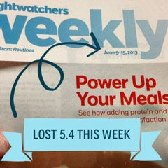 Photo taken at Weight Watchers by ME G. on 6/15/2013