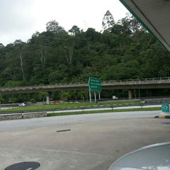 Photo taken at PETRONAS Station by Ahmad H. on 4/30/2015