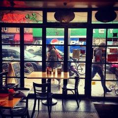 Photo taken at Joe's Pizza (Park Slope) by Marc L. on 3/25/2013
