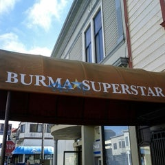 Photo taken at Burma Superstar by Lawrence W. on 11/2/2012