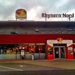 Photo taken at Rasthof Rhynern Nord by Macha L. on 11/5/2012