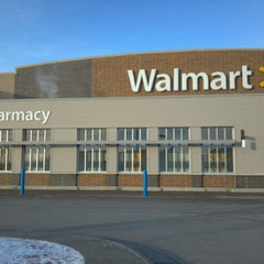 Photo taken at Walmart Supercenter by Bob E. on 12/22/2012