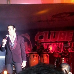 Photo taken at Clube Municipal by Andressa S. on 12/2/2012