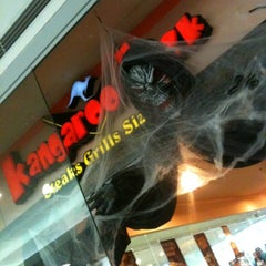 Photo taken at Kangaroo Jack by Jamaica Ann A. on 11/1/2012