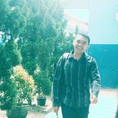 Photo taken at SMA Angkasa Bandung by Rizky E. on 3/7/2015