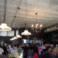 Photo taken at Olde Brooklyn Bagel Shoppe by William G. on 11/4/2012