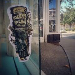 Photo taken at Zebra Tattoo & Body Piercing by Alix M. on 10/27/2012