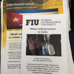 Photo taken at FIU - Management & Advanced Research Center (MARC) by Alyona K. on 2/12/2014