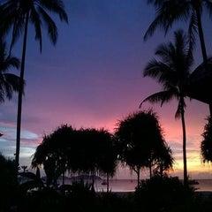 Photo taken at Koh Mook Charlie Beach Resort Trang by Petri R. on 11/13/2015