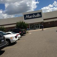 Photo taken at Marshalls by David G. on 8/3/2013