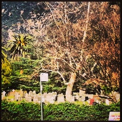 Photo taken at Mountain View Cemetery by Karlyn F. on 2/4/2013