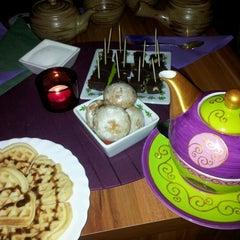 Photo taken at Bohemia Tea House by Mona C. on 12/18/2012