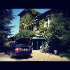 Photo taken at L'Albereta Relais & Chateaux by Marina K. on 9/15/2012