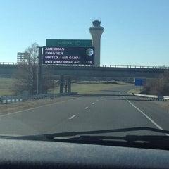 Photo taken at Kansas City International - Terminal B Parking by Dorothy H. on 11/30/2013