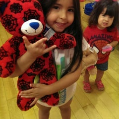 Photo taken at Build-A-Bear Workshop by Tiffany P. on 5/17/2014