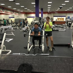 Photo taken at 24 Hour Fitness by namkmmld on 10/5/2015