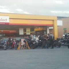 Photo taken at Shell Service Station by Cherl A. on 2/2/2013