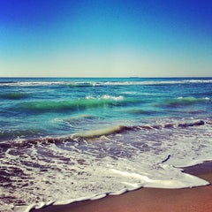 Photo taken at Platja del Prat by Rabasz ✪. on 12/13/2012