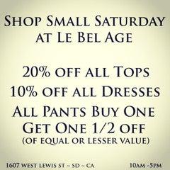 Photo taken at Le Bel Age Boutique by Le Bel Age Boutique on 11/30/2013