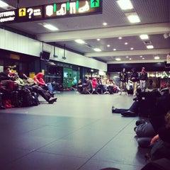 """Photo taken at Aeroporto di Orio al Serio """"Il Caravaggio"""" (BGY) by Marcello S. on 3/26/2013"""