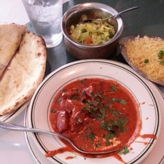 Photo taken at India Palace Restaurant by Robert B. on 8/28/2013