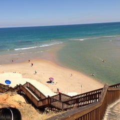 Photo taken at Port Noarlunga Beach by Den S. on 1/17/2013