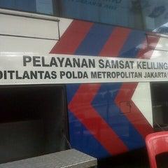 Photo taken at Samsat Keliling STNK by Ata N. on 10/16/2012