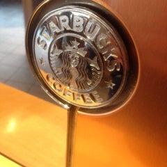 Photo taken at Starbucks by Alex L. on 3/1/2015