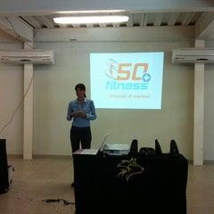 Photo taken at Universidad autonoma de durango (UAD) Lobos by Hector A. on 12/3/2012