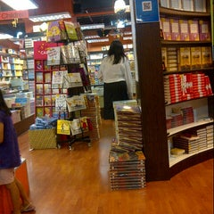 Photo taken at BookXcess by NS 3. on 6/12/2013