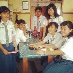 Photo taken at SMA Negeri 1 Surabaya by Muhammad N. on 9/18/2012