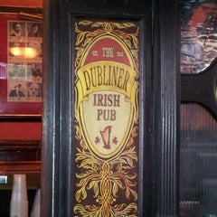 Photo taken at The Dubliner by Elizabeth H. on 9/21/2012