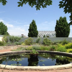 Photo taken at Denver Botanic Gardens by Gregory J. on 7/5/2013