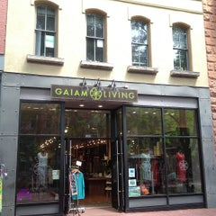 Photo taken at Pearl Street Mall by Gregory J. on 7/6/2013