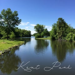 Photo taken at F.W. Kent County Park by Gregory J. on 5/31/2015