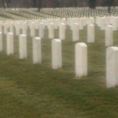 Photo taken at Wood National Cemetery by JERRY S. on 1/11/2013