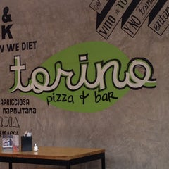 Photo taken at Via Torino Pizzas & Bar by Javier C. on 6/8/2014
