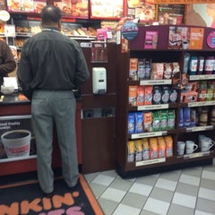 Photo taken at Dunkin' Donuts by Eric A. on 9/18/2014
